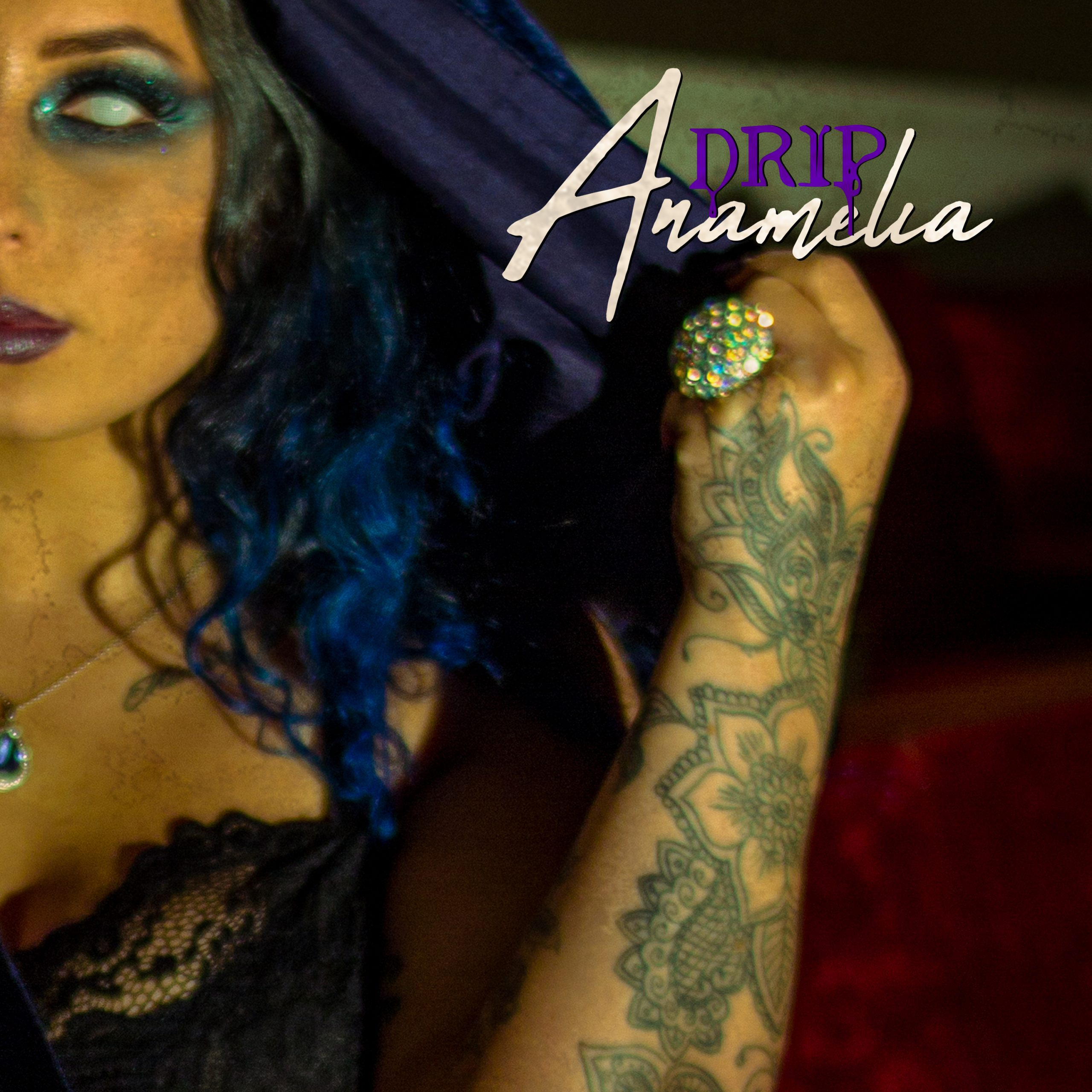 ANAMELIA- DRIP- ARTWORK
